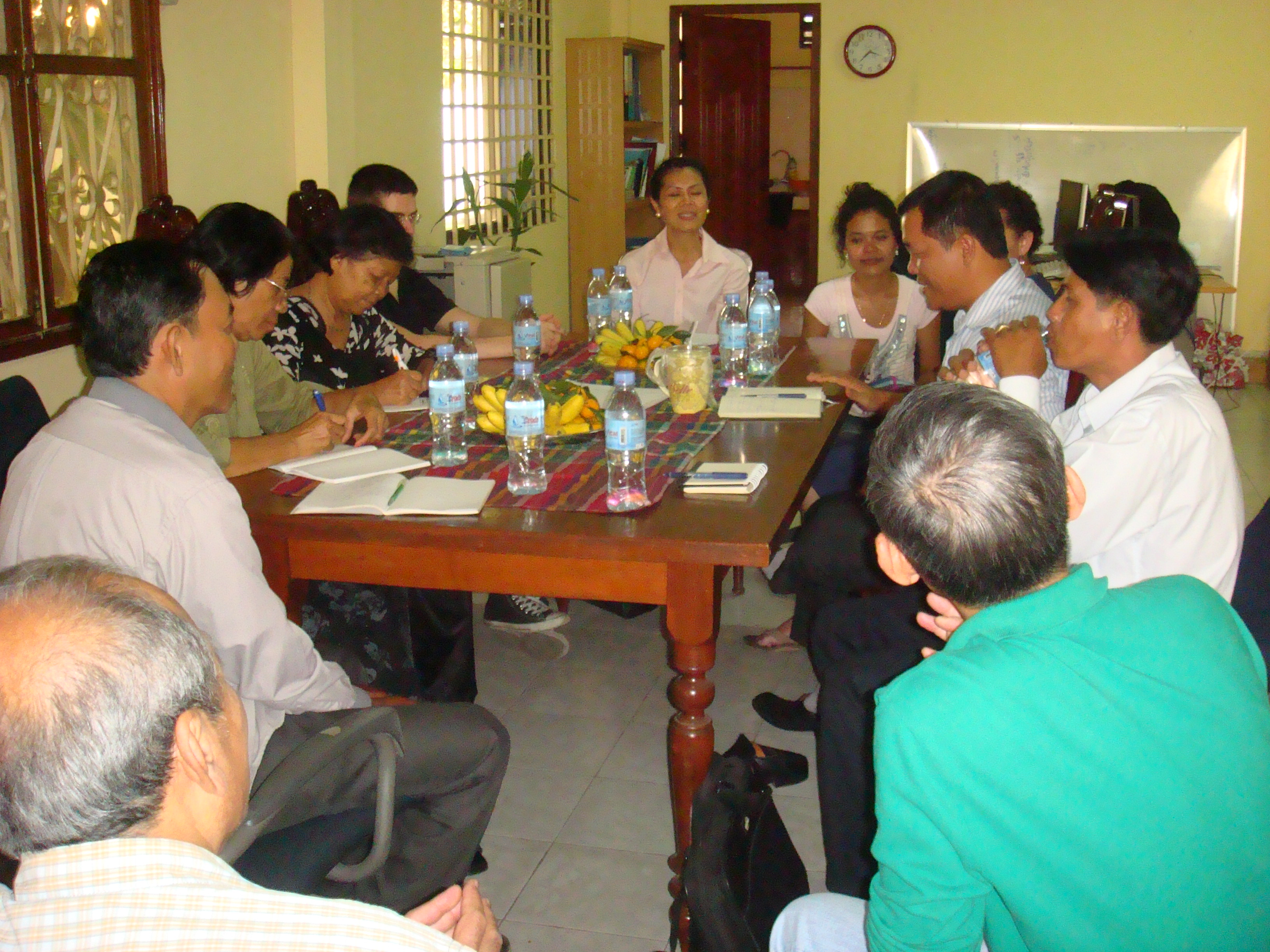 Association of KR Victims officers meeting
