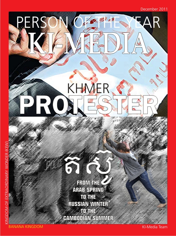 KI-Media Person of the Year 2011