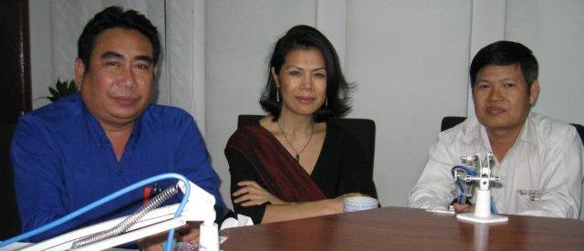Theary Seng, RFA April 2011